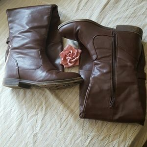 Bass Shoes - ONLY TODAY! BASS knee high boots