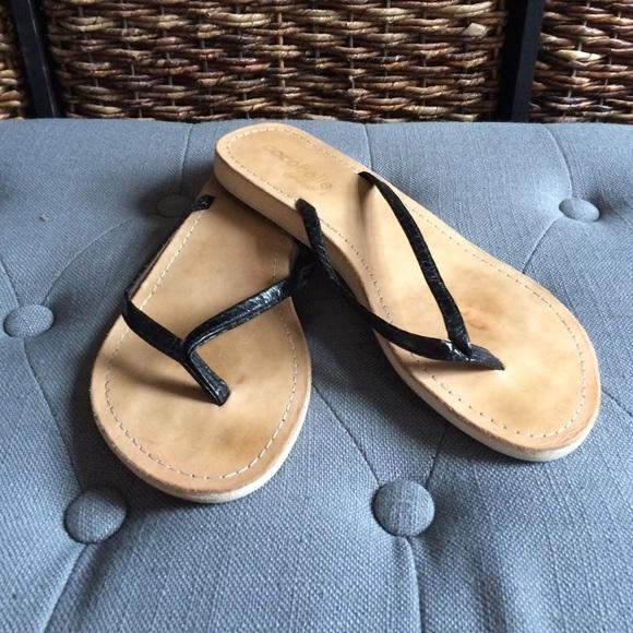 7108bcab74ca84 Cocobelle Shoes - Cocobelle genuine snake skin leather sandals