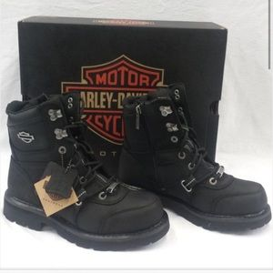🆕Mallery Harley-Davidson Riding Boots Size 10 NWT