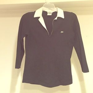 Lacoste top!