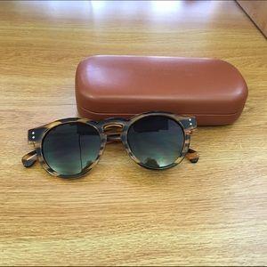 Komono Accessories - Kimono Tortoise Shell Sunglasses