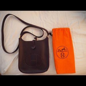 hermes evelyne mini bag