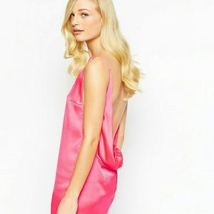 ASOS SOLACE LONDON HOLLY BACKLESS DRESS