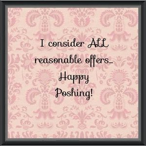 HAPPY POSHING!