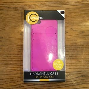 Other - I phone 5/5s pink case!