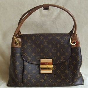Auth Louis Vuitton OLYMPE