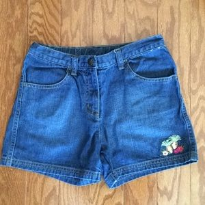 Pants - Girls Denim Shorts!