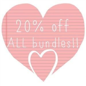Other - 20% OFF BUNDLES