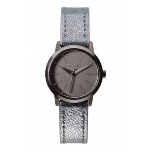 Nixon Accessories - 🆕 Nixon Skinny B*tch Blue Leather Watch