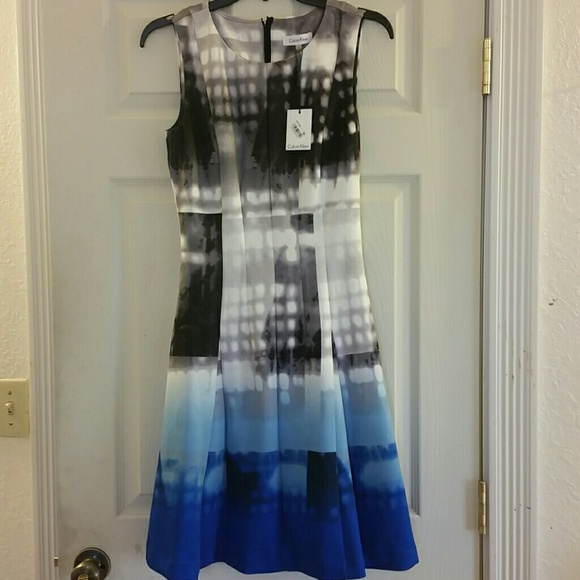 9b72ee9c6 Calvin Klein Dresses | Junior Dress By | Poshmark