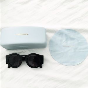Karen Walker Accessories - Karen Walker Blue Moon NWOT