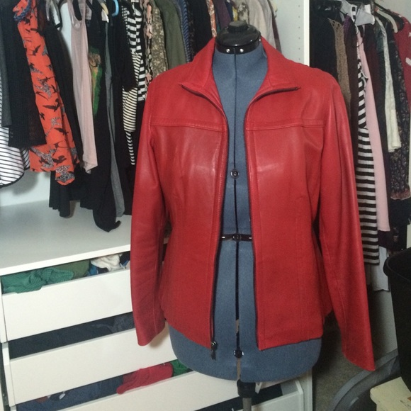 Jones of new york leather jackets