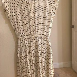 Madewell Dresses - Alexa Chung for Madewell Betty tea dress