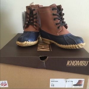 Khombu Other - Kids winter boots