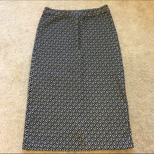 Maeve Stretchy Knit Skirt