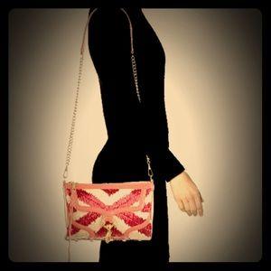 %Sale% Rebecca Minkoff Bombe' MAC Clutch Handbag