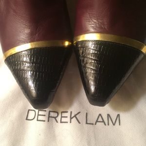 Derek Lam Shoes - Gorgeous Derek Lam leather Made in Italy shoes