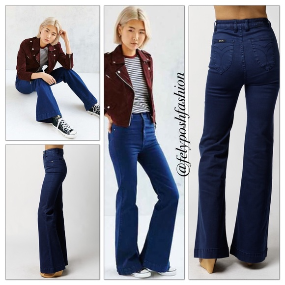 Coast Outfitters Rollas East Jeans Flare Poshmark Urban qxA0wIgRw