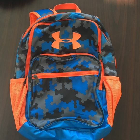 Children s under armour backpack. M 5729ff462de51242fe027475. Other  Accessories ... 4ced400574