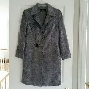 Jackets & Blazers - Jacket coat with beaded design