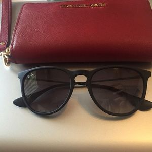 Authentic Ray Ban Erika Sunglasses