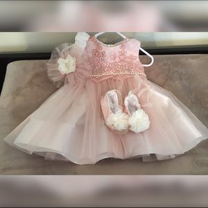 Other - Baby girl 3 piece outfit