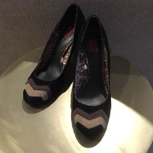 Missoni Shoes - Missoni for Target chunky heels