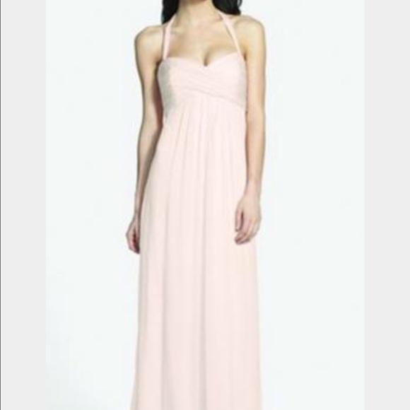 Amsale bellini color dresses