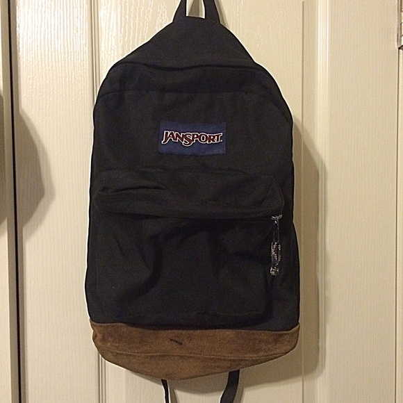 97470992b Jansport Handbags - 🔴sale of the week JANSPORT leather base backpack