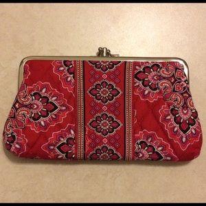 Vera Bradley Handbags - Vera Bradley Clutch