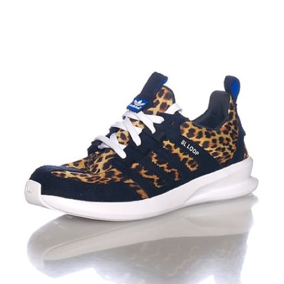 le adidas leopardato ad 8 85 poshmark