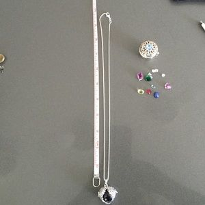 Jewelry - RePosh Sterling Silver Wing Chime Pendant