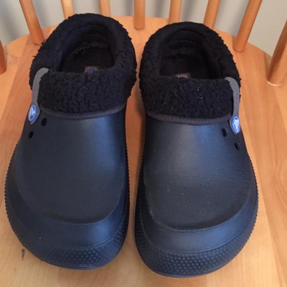 1544e01184eba crocs Shoes | Blitzen Ii Clog In Black Size Womens 9 | Poshmark