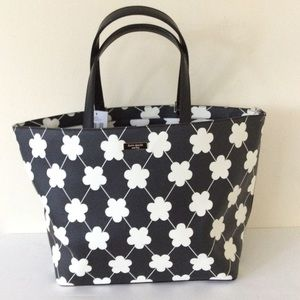 Kate Spade Jules Grant Street Tote Bag see picture