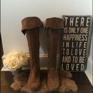 Jessica Simpson Shoes - NWOT Suede Boots