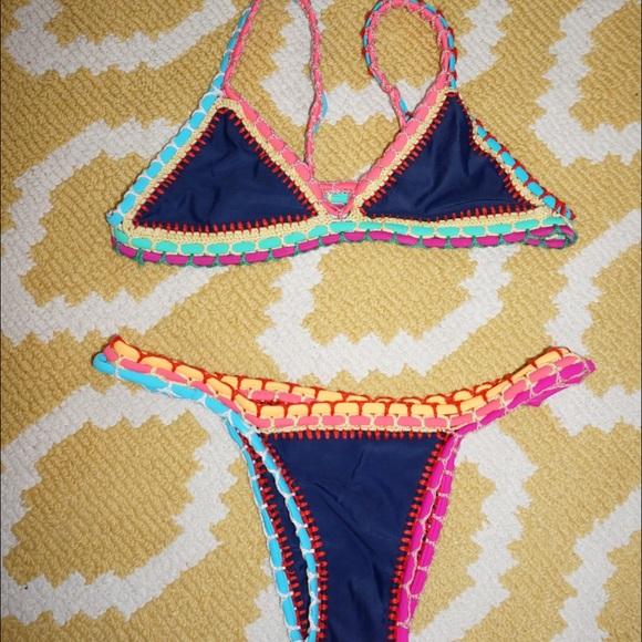 03446866c6 KIINI Swim | Inspired Bikini | Poshmark