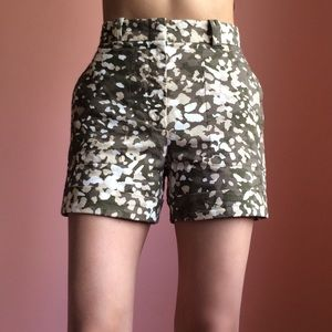Stella McCartney Camo Shorts
