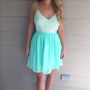 Other Dresses & Skirts - Mint to be dress.