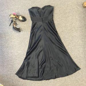 Anne Klein Dresses - Anne Klein Satin cocktail Dress