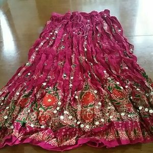 Dresses & Skirts - FINAL SALE Maxi skirt  S M L was $25