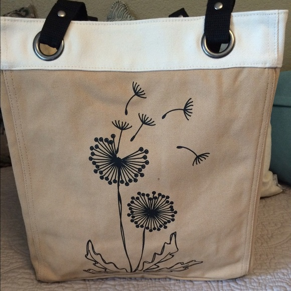 Incroyable Thirty One Canvas Storage Tote. New In Bag.