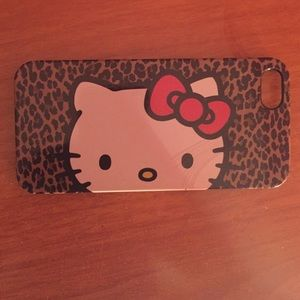 Accessories - Hello Kitty iPhone 5/5s case