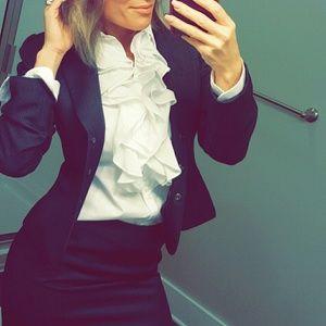 DKNY Handbags - Tahari outfit and DKNY PURSE