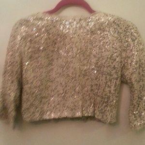 Glitter Evening Jackets
