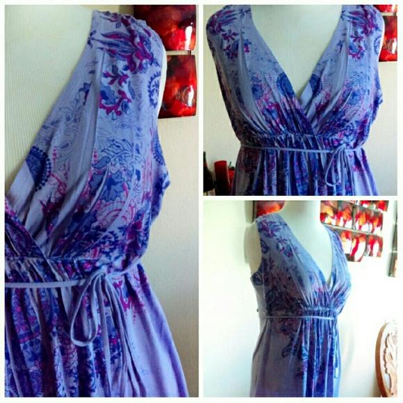 Boutique Dresses & Skirts - Pretty Lavender Maxi  Size 14-18