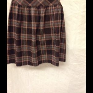 REDUCE!!! vintage mini skirt by Necessary Object