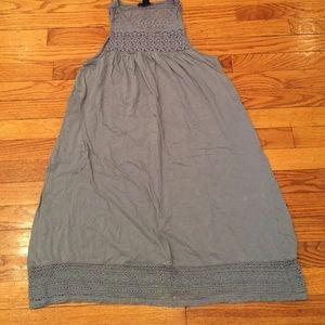 H&M Dresses & Skirts - H & M crochet top dress/coverup