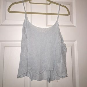Brandy Melville Tops - Brandy Melville knit crop top