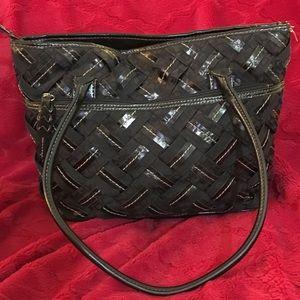 Giani Bernini Handbags - GIANI BERNINI Leather Tote