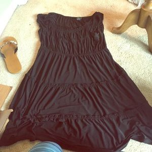 Flowy off the shoulder LBD